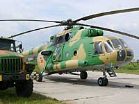 Helicopter-DataBase Photo ID:790 Mi-8MT Russian Army Aviation 02 blue
