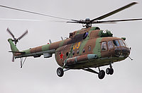 Helicopter-DataBase Photo ID:1845 Mi-8MT Russian Air Force 03 yellow cn:94637