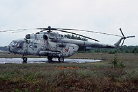 Helicopter-DataBase Photo ID:8504 Mi-8MT 239th Independent Helicopter Regiment 05 red cn:94446