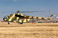 Helicopter-DataBase Photo ID:1494 Mi-8MT Russian Air Force 06 red cn:95066