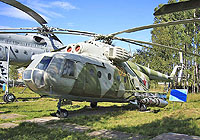 Helicopter-DataBase Photo ID:757 Mi-18 Museum Torzok 08 yellow cn:93114