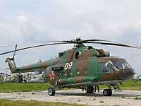 Helicopter-DataBase Photo ID:789 Mi-8MT Russian Army Aviation 09 white