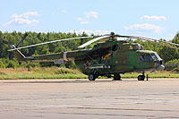 Helicopter-DataBase Photo ID:11789 Mi-8MTV-2 Russian Ministry of the Interior 120 yellow cn:96162