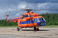 Helicopter-DataBase Photo ID:11402 Mi-8MTV-2 12th Main Directorate of the Ministry of Defense 12 blue cn:96472