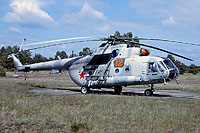 Helicopter-DataBase Photo ID:11487 Mi-8MT 113th Independent Helicopter Squadron 12 orange cn:95053