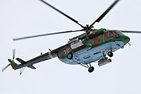 Helicopter-DataBase Photo ID:12636 Mi-8AMTSh Russian Ministry of the Interior 148 yellow cn:8AMTS00643147505U