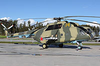 Helicopter-DataBase Photo ID:12852 Mi-8MT Park Patriot 14 yellow cn:93076