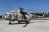 Helicopter-DataBase Photo ID:15288 Mi-8MT Park Patriot 14 yellow cn:93076