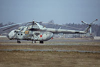 Helicopter-DataBase Photo ID:12317 Mi-8MT 485th Independent Combat Helicopter Regiment 15 orange cn:95055