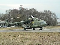 Helicopter-DataBase Photo ID:469 Mi-8MT Russian Air Force 16 yellow