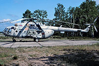 Helicopter-DataBase Photo ID:11464 Mi-8MT 113th Independent Helicopter Squadron 16 orange cn:95229