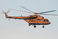 Helicopter-DataBase Photo ID:12288 Mi-8MTV-5-1 Russian Air Force 17 red cn:97009