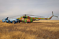 Helicopter-DataBase Photo ID:9734 Mi-8MPS Russian Air Force 19 yellow