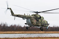 Helicopter-DataBase Photo ID:9732 Mi-8MTKO Russian Air Force 204 red cn:94687