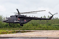 Helicopter-DataBase Photo ID:8336 Mi-8MTV-5 Russian Air Force 20 red