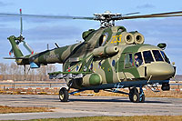 Helicopter-DataBase Photo ID:10709 Mi-8AMTSh-V Russian Air Force 233 yellow cn:8AMTS00643137402U