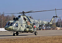 Helicopter-DataBase Photo ID:5210 Mi-8MTV-5 Russian Air Force 23 red cn:96653
