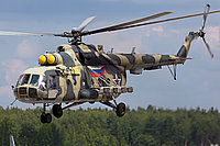 Helicopter-DataBase Photo ID:11633 Mi-8MT Russian Air Force 315 yellow cn:94757