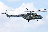 Helicopter-DataBase Photo ID:12199 Mi-8MTV-5 Russian Air Force 31 white