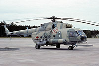 Helicopter-DataBase Photo ID:13413 Mi-8MT 239th Independent Helicopter Regiment 33 red cn:94892
