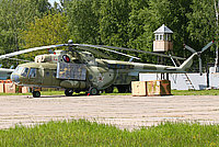 Helicopter-DataBase Photo ID:3195 Mi-8MTI  (Mi-13) Russian Air Force 34 red
