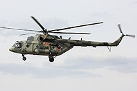 Helicopter-DataBase Photo ID:11787 Mi-8MTV-5 Russian Air Force 38 red