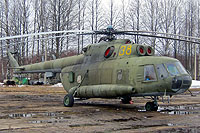 Helicopter-DataBase Photo ID:6575 Mi-8MTPR-1 Russian Air Force 38 yellow cn:95357