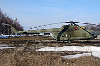 Helicopter-DataBase Photo ID:6576 Mi-8MTPR-1 Russian Air Force 38 yellow cn:95357