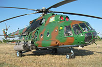 Helicopter-DataBase Photo ID:8130 Mi-8MTV-1 Russian Air Force 38 yellow cn:95067