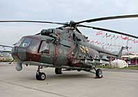 Helicopter-DataBase Photo ID:1951 Mi-8MTKO Russian Air Force 408 yellow cn:94324