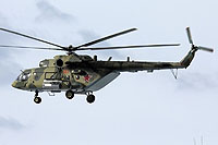 Helicopter-DataBase Photo ID:7211 Mi-8MTV-5 Russian Air Force 41 red
