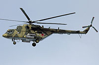 Helicopter-DataBase Photo ID:7212 Mi-8MTV-5 Russian Air Force 42 red