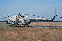 Helicopter-DataBase Photo ID:11488 Mi-8MT 239th Independent Helicopter Regiment 45 red cn:94895