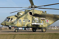 Helicopter-DataBase Photo ID:6223 Mi-8AMTSh Russian Air Force 45 white