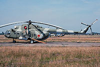 Helicopter-DataBase Photo ID:11455 Mi-8MT 239th Independent Helicopter Regiment 46 red cn:93355