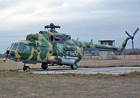 Helicopter-DataBase Photo ID:5273 Mi-8MTV-2 Russian Air Force 47 blue cn:95553