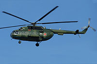 Helicopter-DataBase Photo ID:11398 Mi-8MT 12th Main Directorate of the Ministry of Defense 52 red cn:95222