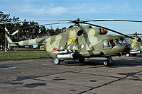 Helicopter-DataBase Photo ID:10092 Mi-8MT 337th Independent Combat Helicopter Regiment 53 yellow cn:93357