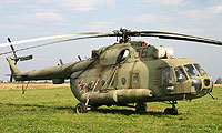 Helicopter-DataBase Photo ID:534 Mi-8MT Russian Air Force 56 red