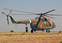 Helicopter-DataBase Photo ID:5567 Mi-8MTV-2 Russian Ministry of the Interior 61 yellow cn:95325