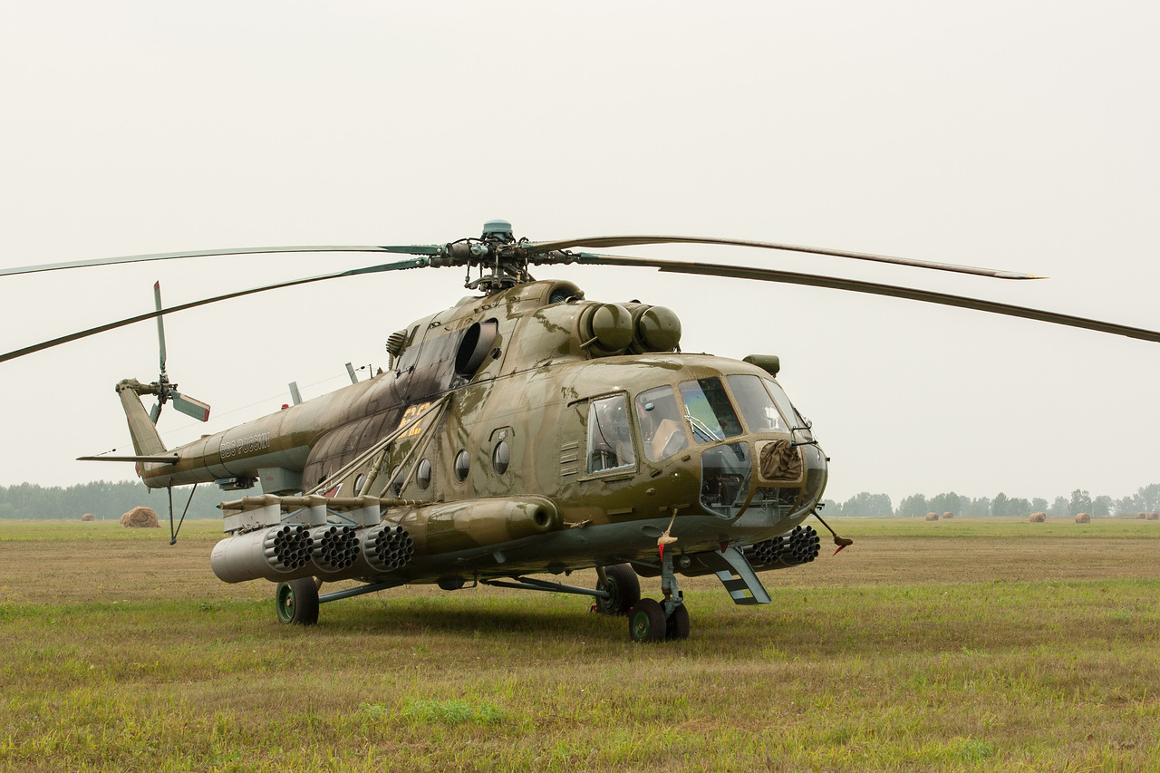 Mi-8MT   62 yellow
