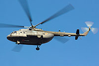 Helicopter-DataBase Photo ID:9874 Mi-8MTPR-1 Russian Air Force 65 blue cn:97083