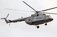 Helicopter-DataBase Photo ID:11363 Mi-8MTPR-1 Russian Air Force 66 blue