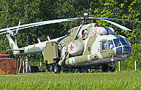 Helicopter-DataBase Photo ID:3194 Mi-8MTSh-3 Russian Air Force 68 red