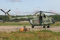Helicopter-DataBase Photo ID:12912 Mi-8MTV Russian Air Force 72 yellow cn:95194