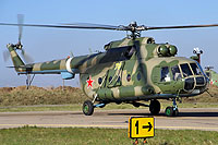 Helicopter-DataBase Photo ID:7899 Mi-8MTV-2 Russian Ministry of the Interior 78 yellow cn:95366