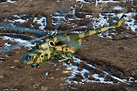 Helicopter-DataBase Photo ID:11652 Mi-8AMTSh-V Russian Air Force 81 yellow cn:8AMTS00643137381U