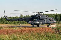 Helicopter-DataBase Photo ID:12844 Mi-8MTV-5-1 Russian Air Force 85 blue cn:96929