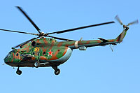Helicopter-DataBase Photo ID:7153 Mi-8MTV-2 Russian Ministry of the Interior 91 yellow cn:95388