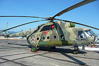 Helicopter-DataBase Photo ID:5694 Mi-8MT Russian Air Force 93 red cn:93624